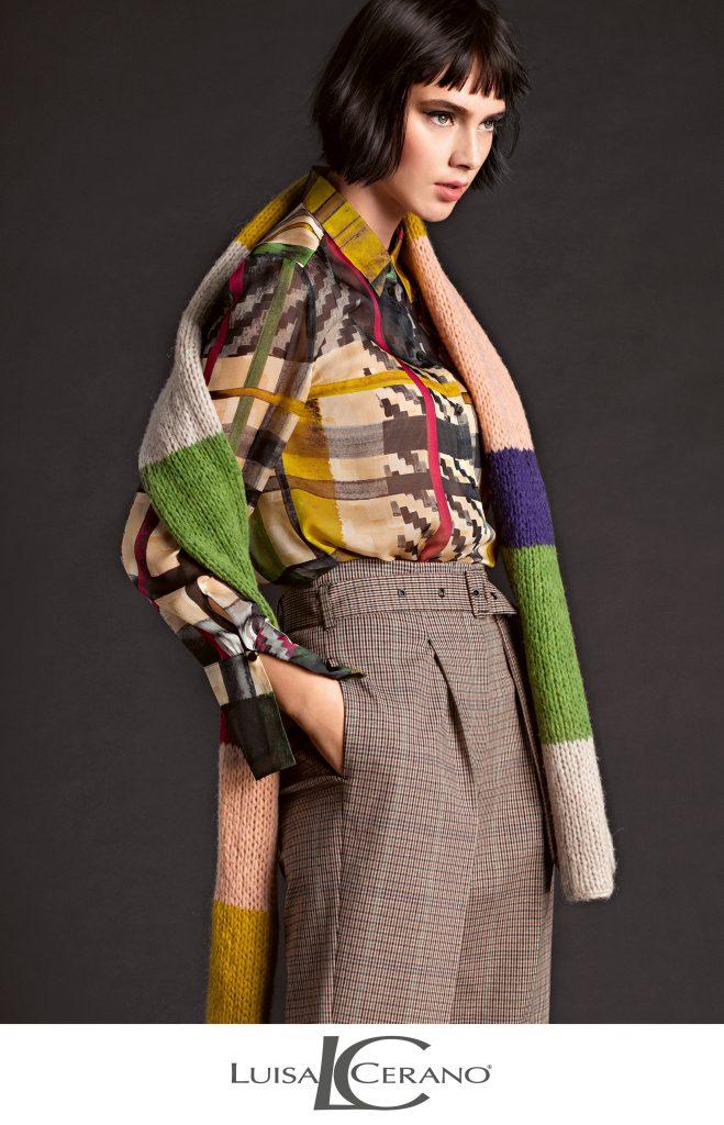 Luisa Cerano - Herbst/Winter 2018/19 - Charisma Fashion, Frankfurt