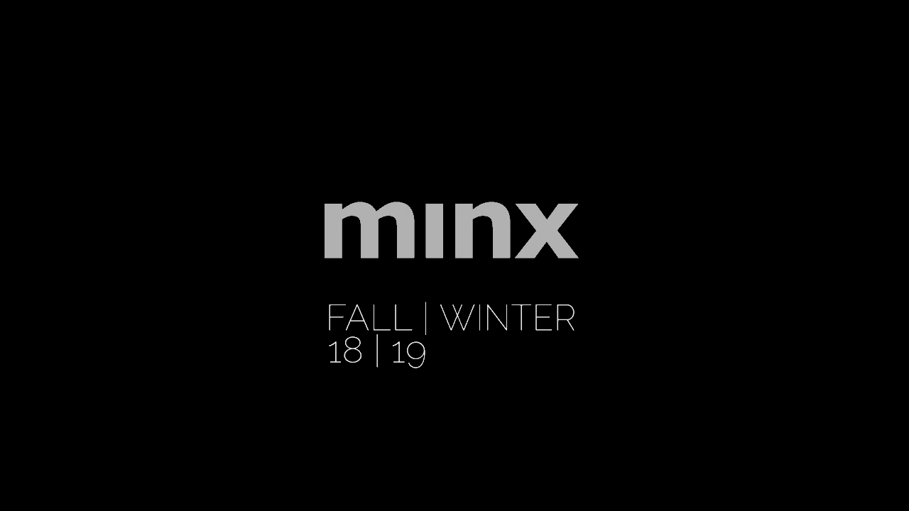 minx fall winter 2018/19