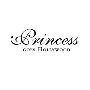Princess goes Hollywood Logo